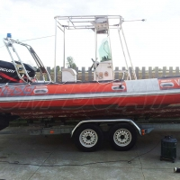 CM Boat - Riparazione - Ricostruzione - Sostituzione - Tubolari - Gommoni - Milano - Pioltello - Retubing - Rib - Asso - 75 - Vigili_del_fuoco -