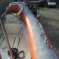 CM Boat - Riparazione - Ricostruzione - Sostituzione - Tubolari - Gommoni - Milano - Pioltello - Retubing - Rib - Asso - 75 - Vigili_del_fuoco - 03