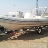 CM Boat - Riparazione - Ricostruzione - Sostituzione - Tubolari - Gommoni - Milano - Pioltello - Retubing - Rib - Bat - 680 - Indian - 03