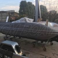 CM Boat - Riparazione - Ricostruzione - Sostituzione - Tubolari - Gommoni - Milano - Pioltello - Retubing - Rib - Novamarine - 50 - TUG - 01