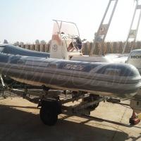 CM Boat - Riparazione - Ricostruzione - Sostituzione - Tubolari - Gommoni - Milano - Pioltello - Retubing - Rib - Sacs - 560